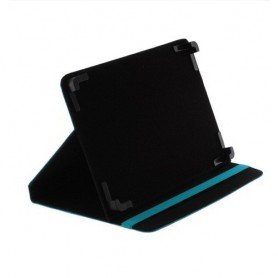 "OTB - 10""Tablet PC Kunstleer Case Bookstyl Klitteband - iPad en Tablets beschermhoezen - ON1210-C www.NedRo.nl"