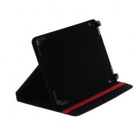 "OTB, 10"" Tablet PC Faux Leather Case Bookstyle, iPad and Tablets covers, ON1211-CB, EtronixCenter.com"