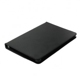 """OTB - 10\""""Tablet PC Kunstleer Case Bookstyl Klitteband - iPad en Tablets beschermhoezen - ON1213-C www.NedRo.nl"""