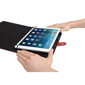 "OTB - WEDO Trendset-Case 9-10"" with universal bracket - iPad and Tablets covers - ON2068-CB www.NedRo.us"