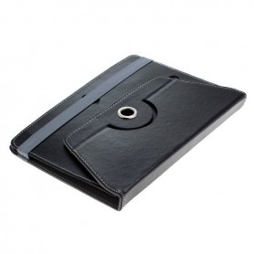 "NedRo - 10"" Tablet PC Faux Leather Case Bookstyle - iPad and Tablets covers - ON3089-CB www.NedRo.us"