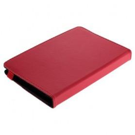 """OTB - 7\"""" Tablet PC Kunstleer Case Bookstyle Klitteband - iPad en Tablets beschermhoezen - ON1220 www.NedRo.nl"""