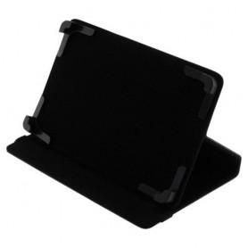 """OTB - 7\"""" Tablet PC Kunstleer Case Bookstyle Klitteband - iPad en Tablets beschermhoezen - ON1221 www.NedRo.nl"""