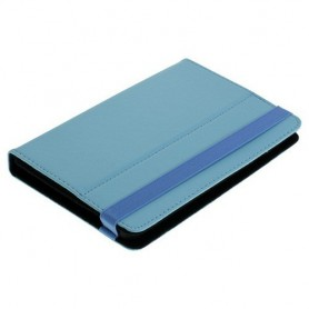 """OTB - 7\"""" Tablet PC Kunstleer Case Bookstyle Klitteband - iPad en Tablets beschermhoezen - ON1218 www.NedRo.nl"""