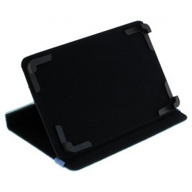 "OTB - 7"" Tablet PC Faux Leather Case Bookstyle - iPad and Tablets covers - ON1222-CB www.NedRo.us"