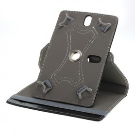 "OTB - 7""Tablet PC Kunstleer Case Bookstyl Klitteband - iPad en Tablets beschermhoezen - ON3162 www.NedRo.nl"