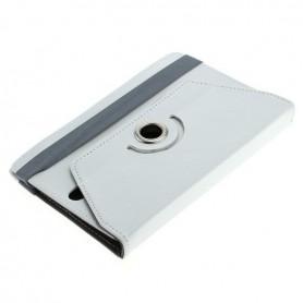 """OTB - 7\""""Tablet PC Kunstleer Case Bookstyl Klitteband - iPad en Tablets beschermhoezen - ON3161 www.NedRo.nl"""