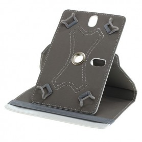 "OTB - 7""Tablet PC Kunstleer Case Bookstyl Klitteband - iPad en Tablets beschermhoezen - ON3160-C-CB www.NedRo.nl"