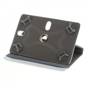 "OTB, 7""Tablet PC Kunstleer Case Bookstyl Klitteband, iPad en Tablets beschermhoezen, ON3160-CB, EtronixCenter.com"