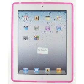 NedRo - TPU Sleeve voor iPad 2/3 - iPad en Tablets beschermhoezen - 00893 www.NedRo.nl