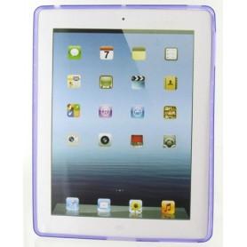NedRo - TPU Sleeve voor iPad 2/3 - iPad en Tablets beschermhoezen - 00894 www.NedRo.nl