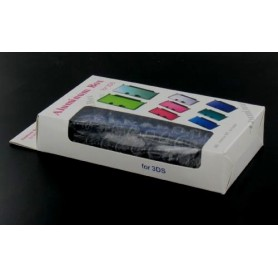 NedRo, Aluminium Case voor Nintendo 3DS, Nintendo 3DS, 00867-CB, EtronixCenter.com