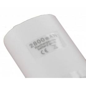 NedRo - Statie de incarcare + 2 baterii 2800 mAh pentru Wii - Nintendo Wii - YGN542 www.NedRo.ro