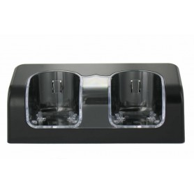 NedRo, Statie de incarcare + 2 baterii 2800 mAh pentru Wii, Nintendo Wii, YGN542-CB, EtronixCenter.com