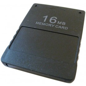 Oem - Memory Card for Playstation 2 - PlayStation 2 - YGF001-CB