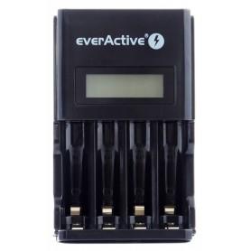 AA AAA everActive NC-450 4 kanaals lader