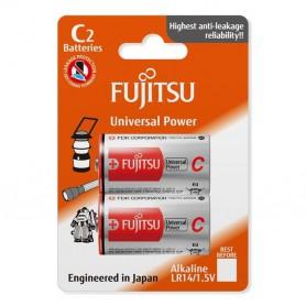 Fujitsu - LR14/C Fujitsu Universal Power - Size C D 4.5V XL - BL228 www.NedRo.us
