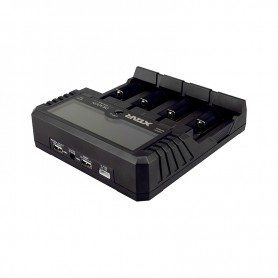 XTAR - XTAR DRAGON VP4 Plus battery charger - Battery chargers - NK177-C www.NedRo.us
