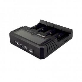 XTAR - XTAR DRAGON VP4 Plus încărcător baterii - Încărcătoare de baterii - NK177 www.NedRo.ro