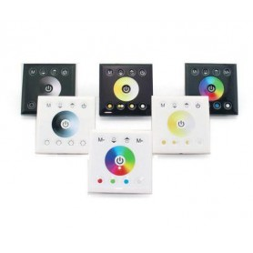 RGBW LED 12V-24V Wall Touch Controller