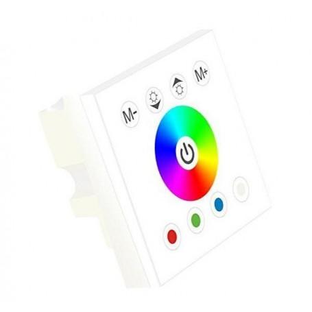 NedRo, RGBW LED 12V-24V Wall Touch Controller, LED Accessoires, AL988-CB, EtronixCenter.com