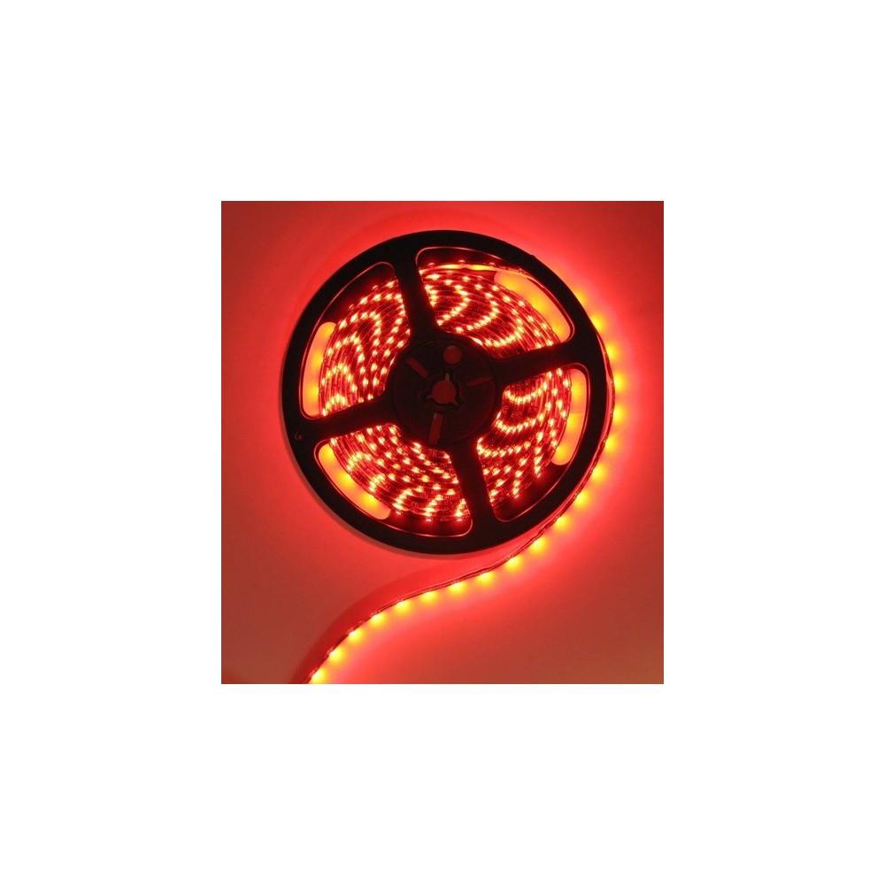Unbranded - Piros 12V LED Strip 60LED IP65 SMD3528 - LED szalag - AL042 www.NedRo.hu
