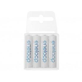 Panasonic - AAA R3 Panasonic Eneloop Oplaadbare Batterijen - AAA formaat - ON1191 www.NedRo.nl