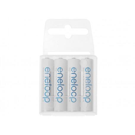 Eneloop, AAA R3 Panasonic Eneloop Oplaadbare Batterijen, AAA formaat, ON1191-CB, EtronixCenter.com