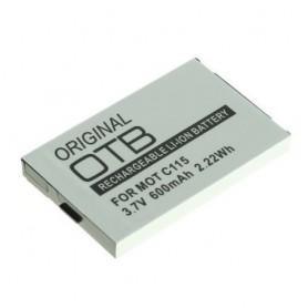 OTB, Accu voor Motorola C115/C116/C117/C139/C155/C156/V171, Motorola telefoonaccu's, ON393-CB, EtronixCenter.com