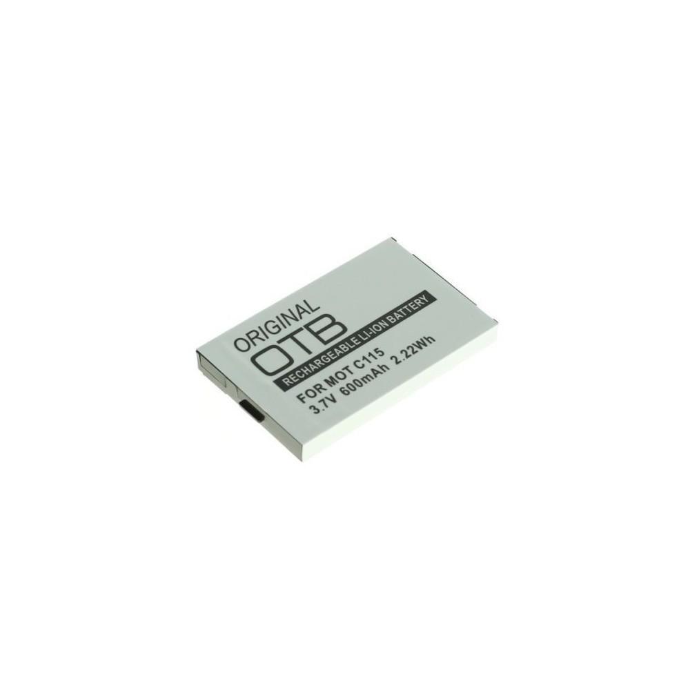 Accu voor Motorola C115/C116/C117/C139/C155/C156/V171
