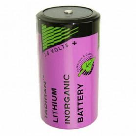 Tadiran, Tadiran SL-780 / SL-2780 / D Lithium batterij 3.6V, C D 4.5V XL formaat, NK184-CB, EtronixCenter.com
