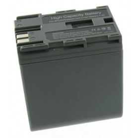Battery compatible with Canon BP-535 BP535