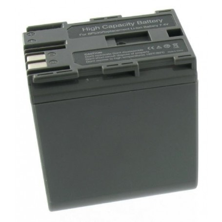 NedRo - Battery compatible with Canon BP-535 BP535 - Canon photo-video batteries - V004-N www.NedRo.us