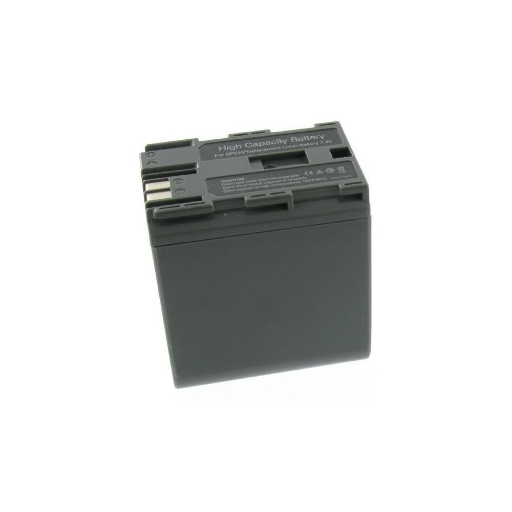 Accu Batterij compatible met Canon BP-535 BP535