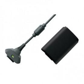 NedRo - Set cablu + baterie 3600mAh pentru Xbox 360 - Cabluri & baterii Xbox 360 - YGX520-CB www.NedRo.ro