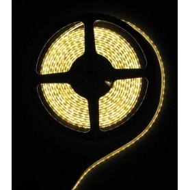 NedRo - IP65 SMD3528 12V LED Strip 60LED Warm Wit - LED Strips - AL282-5M www.NedRo.nl
