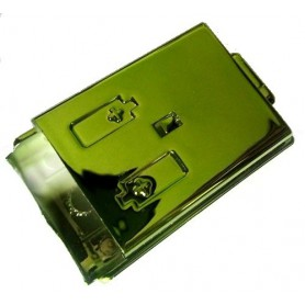 Oem - Controller Battery Cover Case for Xbox 360 - Xbox 360 cables & batteries - AL060-CB