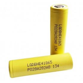 LG - LG 18650 LG ICR18650-HE4 20A - 18650 formaat - NK046 www.NedRo.nl