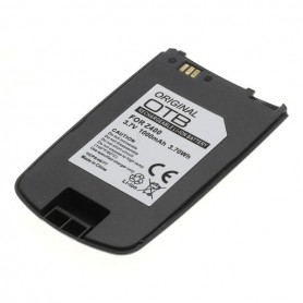 Battery for Samsung SGH-Z400 1000mAh Black