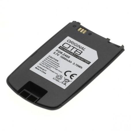OTB, Battery for Samsung SGH-Z400 1000mAh Black, Samsung phone batteries, ON1837
