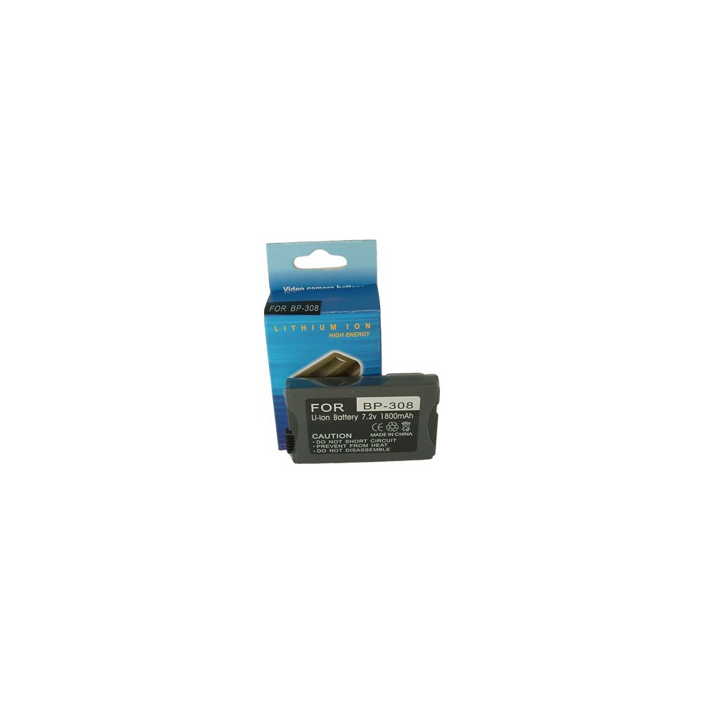 Accu compatible met Canon BP-308