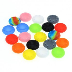 NedRo - 20 pieces silicone protective cap for PS4 PS3 and Xbox360 - PlayStation 4 - ON3656-C www.NedRo.us