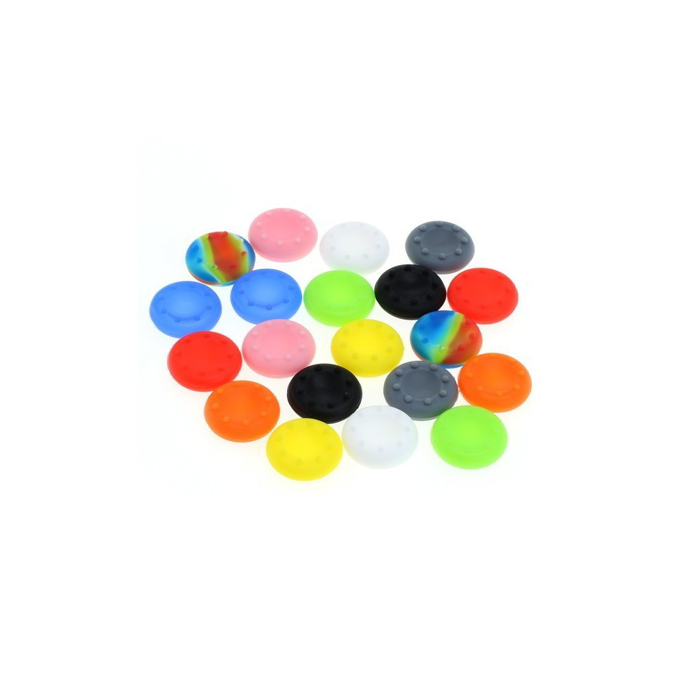 NedRo - 20 x Silicone Protective Cap for PS4 Joystick - PlayStation 4 - ON3656 www.NedRo.ro