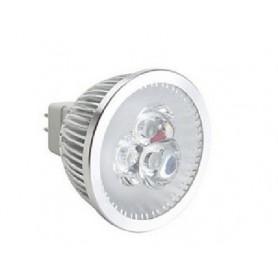 NedRo - LED Spot MR16 3W 3200K 45 degrees Warm White - MR16 LED - ON214 www.NedRo.us