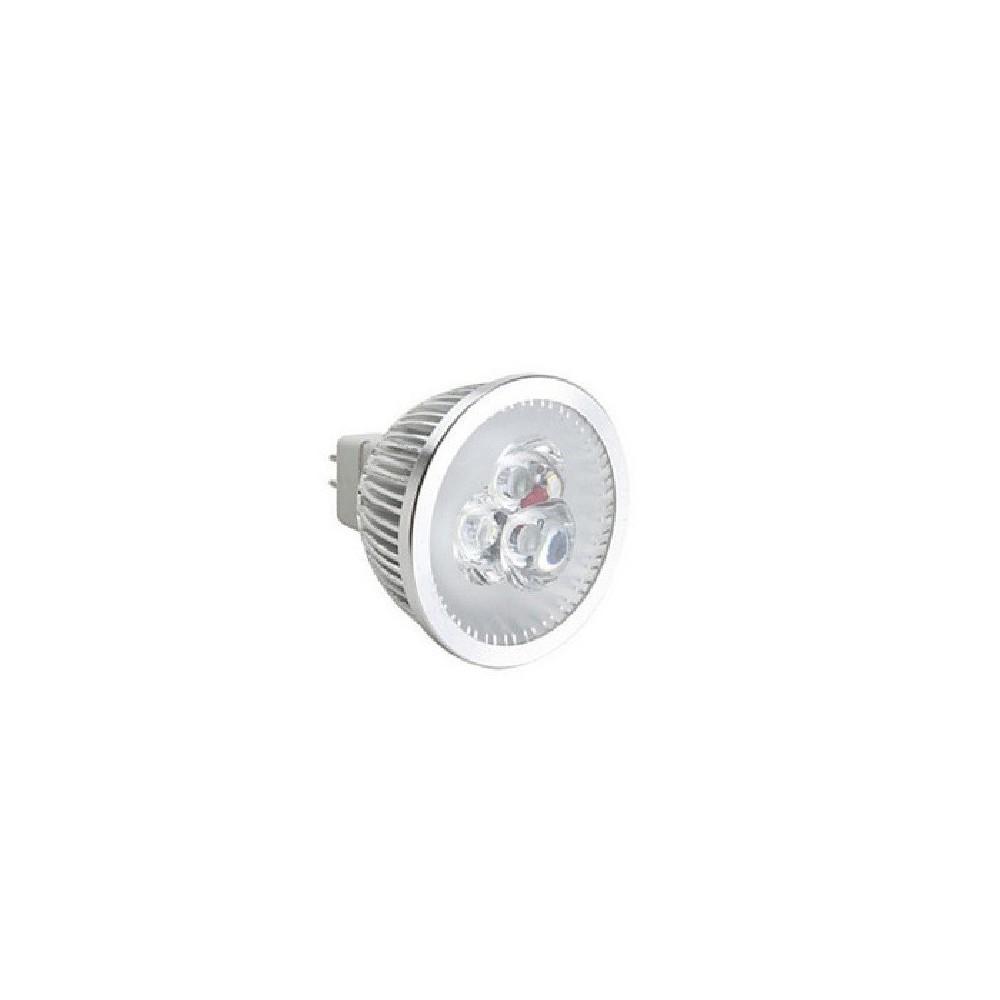 NedRo - Spot LED MR16 3W 3200K 45 de grade Alb Cald - MR16 LED - ON214 www.NedRo.ro
