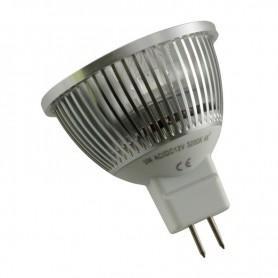 NedRo - LED Spot MR16 3W 3200K 45 degrees Warm White - MR16 LED - ON214 www.NedRo.us