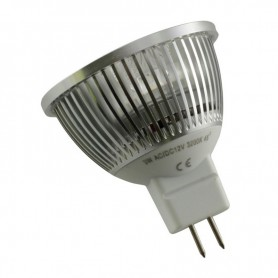 NedRo - Spot LED MR16 3W 3200K 45 de grade Alb Cald - MR16 LED - ON214 www.NedRo.ro