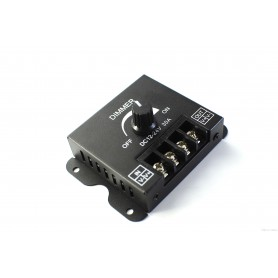 Oem - 12-24V 30A Single Color LED Dimmer Switch - LED Accessories - LCR67