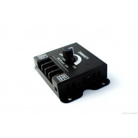 NedRo - LED Dimmer for 12 Volt and 24 Volt - LED Accessories - LCR67 www.NedRo.us