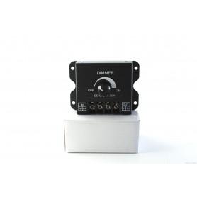 NedRo - LED Dimmer voor 12 Volt en 24 Volt - LED Accessoires - LCR67 www.NedRo.nl